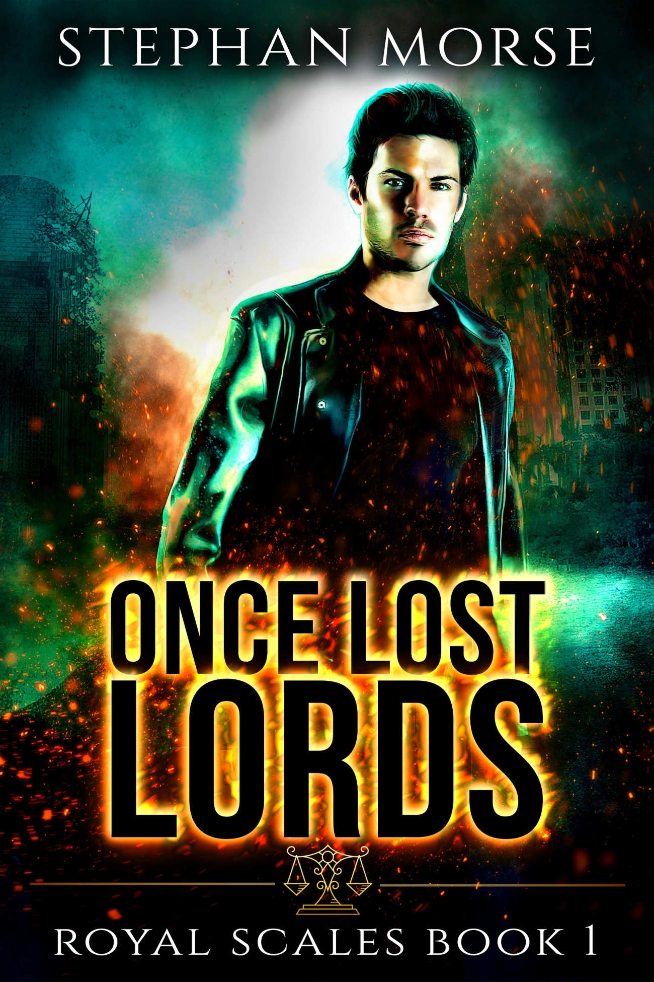 Once Lost Lords Book Cover